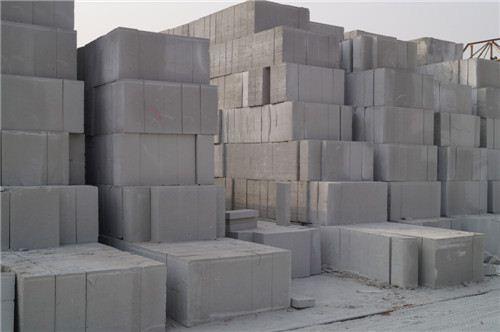 蒸壓加氣混凝土砌塊