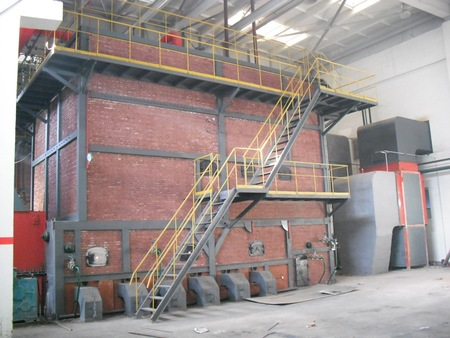 沈阳锅炉控制系统