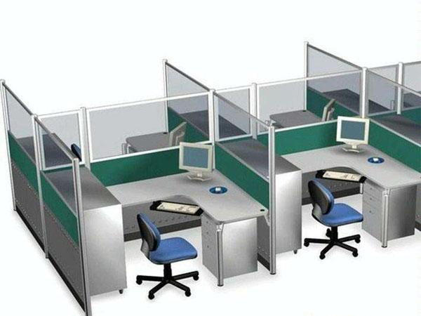 商丘板式隔斷桌