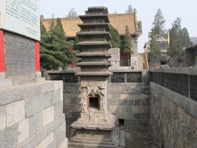 安阳宝山灵泉寺景区景点