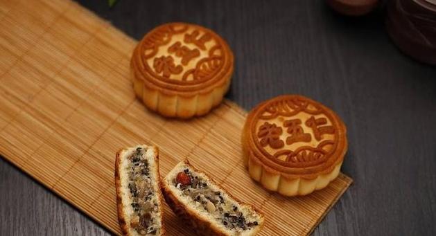 广西月饼厂家直销