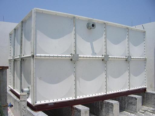 SMC玻璃钢模压组合式水箱