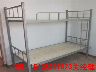 洛阳员工宿舍铁架床