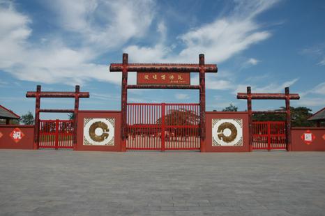 红旗渠、太行大峡谷、殷墟、文字博物馆三日游