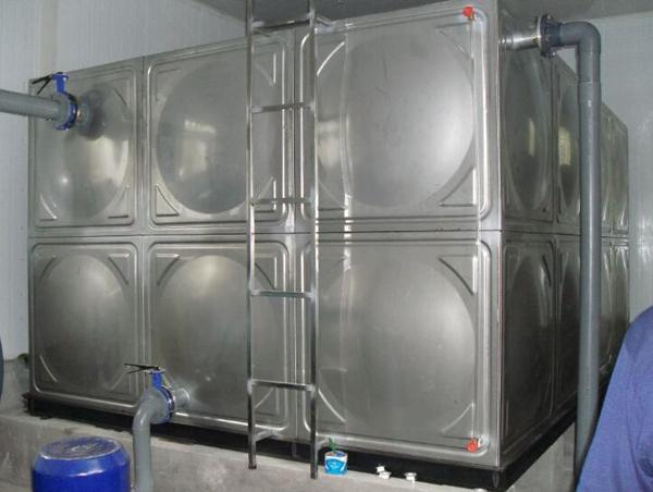 模压组合式不锈钢水箱