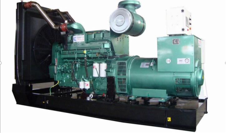 320KW东风康明斯柴油发电机组
