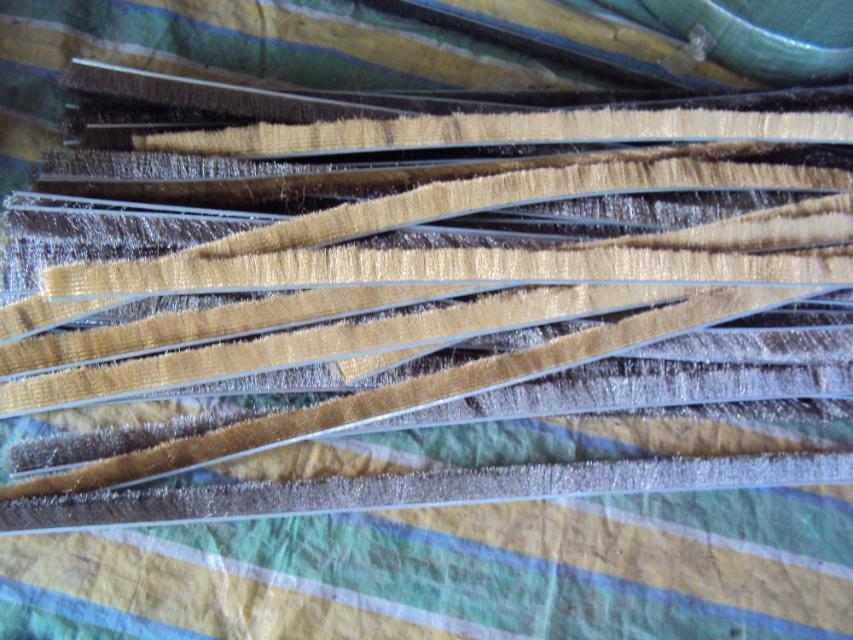 不锈钢丝密封条刷