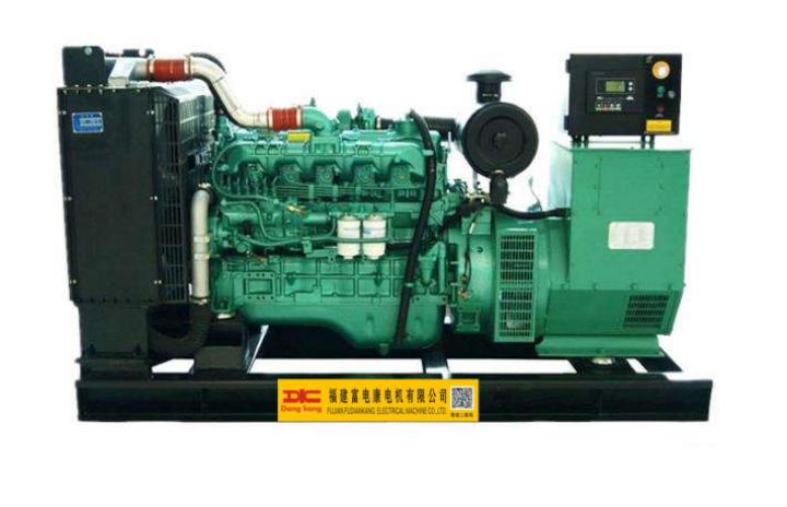 130KW玉柴柴油发电机组