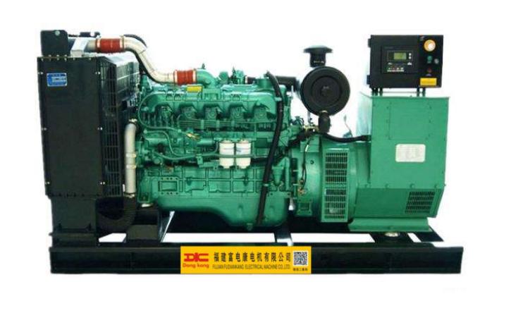 150KW玉柴柴油发电机组