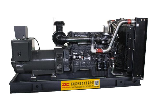 320KW上柴柴油发电机组
