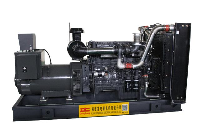 300KW-1上柴柴油发电机组
