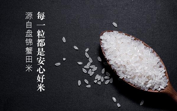 盘锦蟹田大米价格