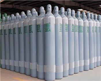 白银工业气体生产