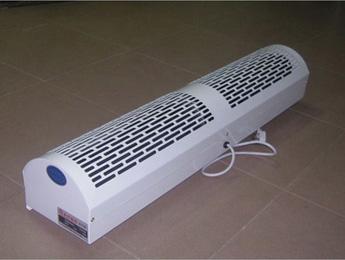 电热风幕机