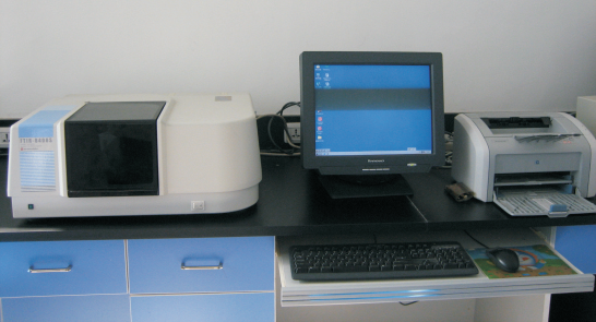 分光光度計(Spectrophotometer)