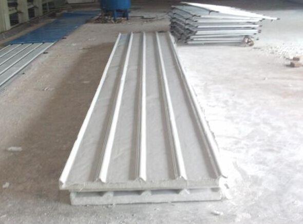 无机玻璃钢保温板