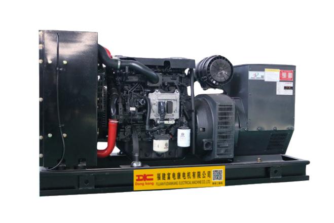 100KW上柴柴油发电机组