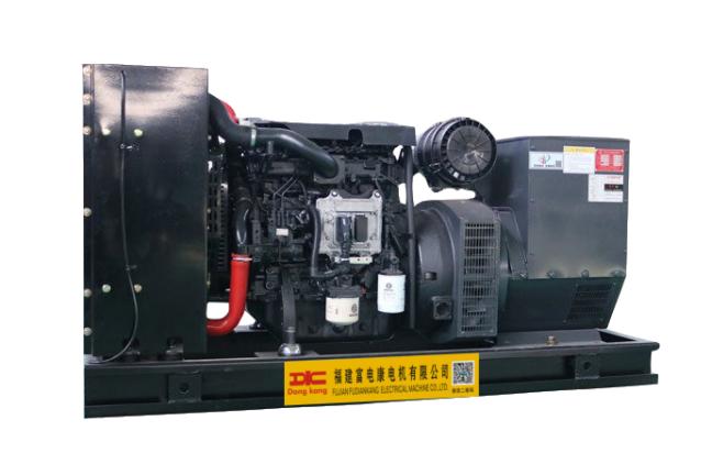 75KW上柴柴油发电机组