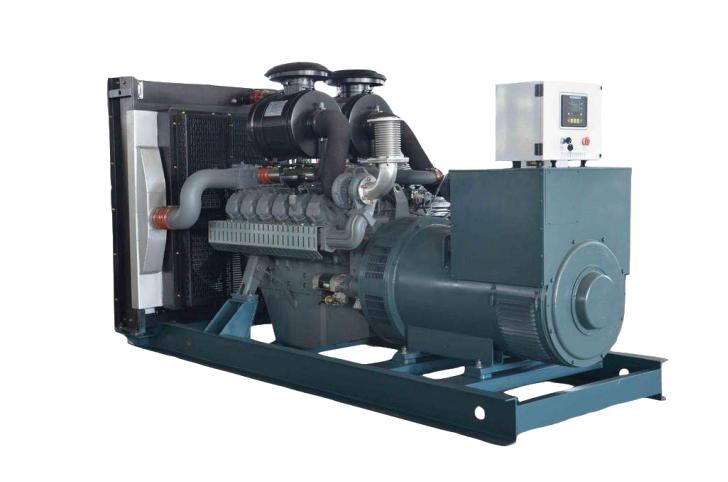 500KW威曼柴油发电机组