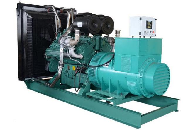 580KW无动柴油发电机组