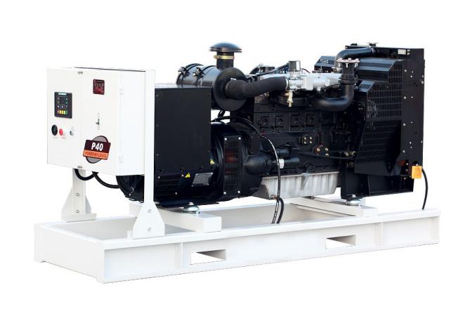 110KW雷沃柴油发电机组