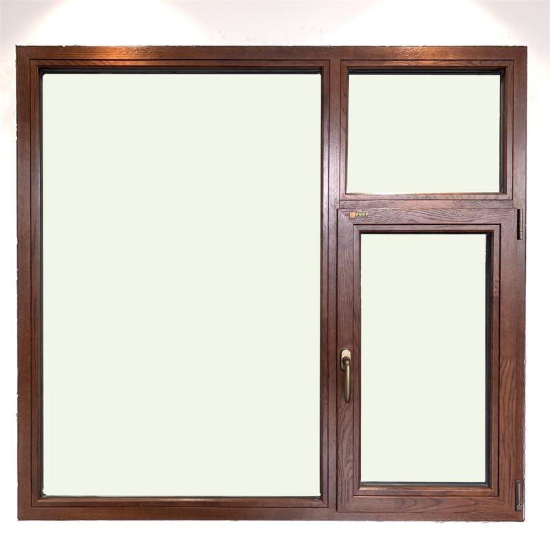 鋁塑鋁包木門窗