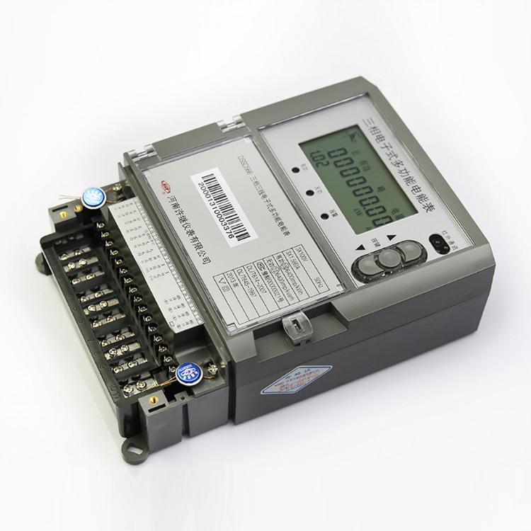 DSSD566-三相电子式多功能电能表