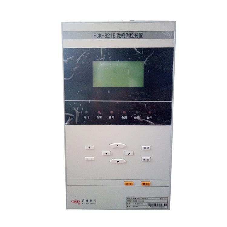 FCK-821E微机测控装置