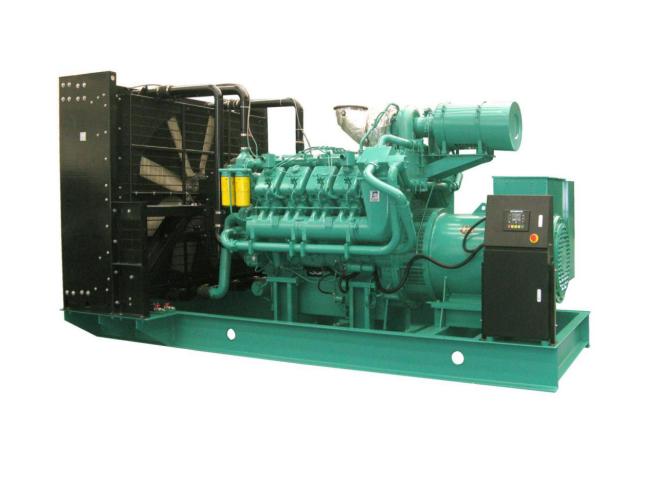 280KW科克柴油发电机组