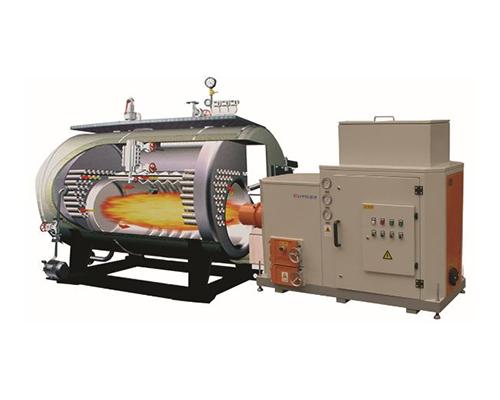 甘肃生物质锅炉改造
