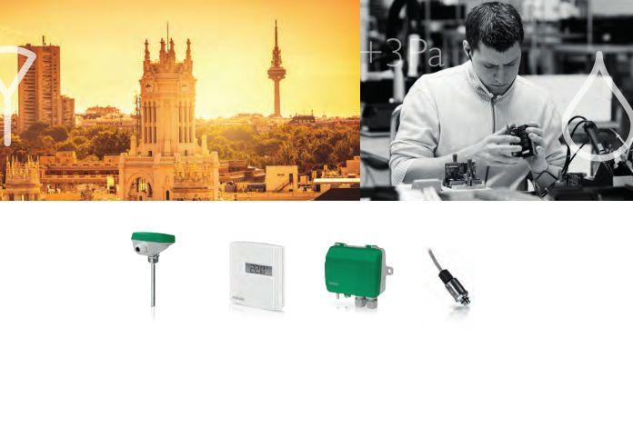 CTRC室内Modbus通信二氧化碳组合温度传感器