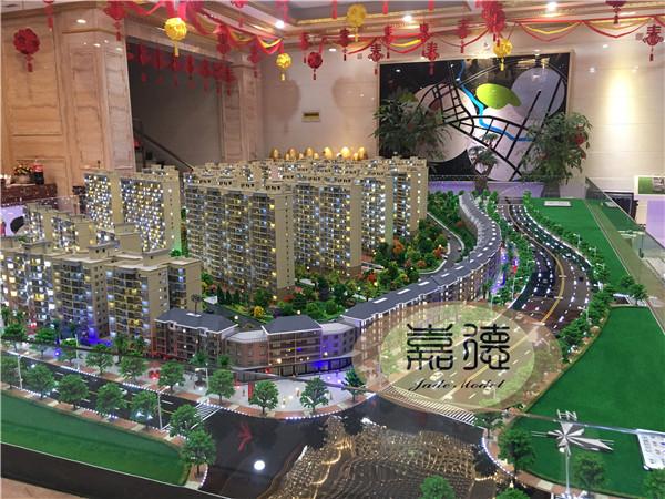 广西沙盘模型厂家