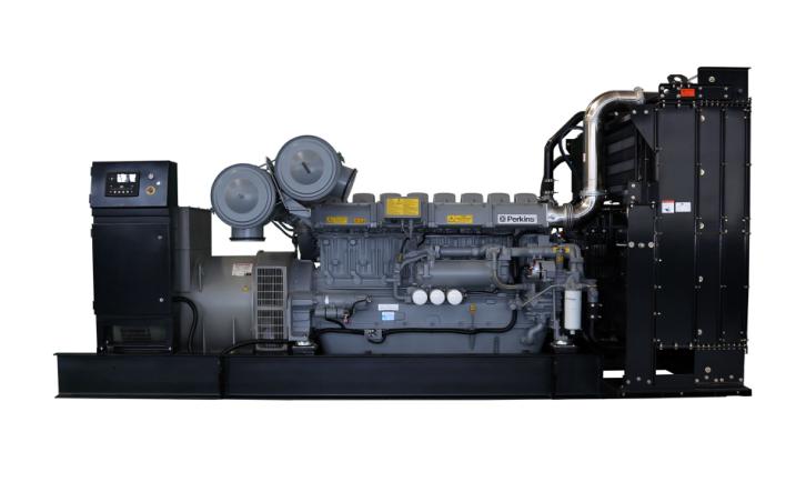 80KW珀金斯柴油发电机组
