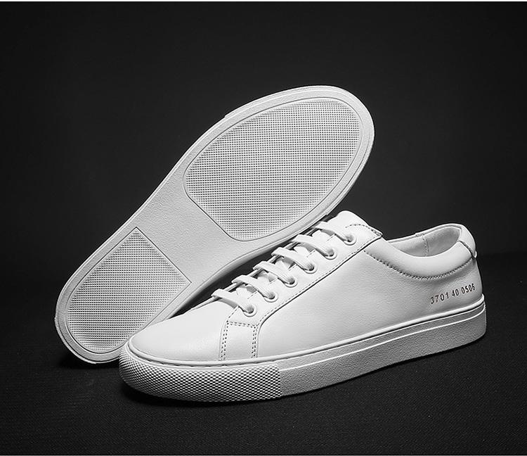 头层小白鞋