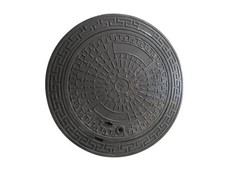 淄博铸铁井盖厂家