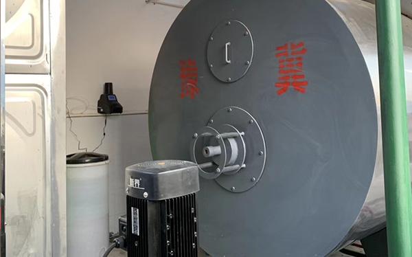 4吨冷凝一体燃气低氮30毫克锅炉