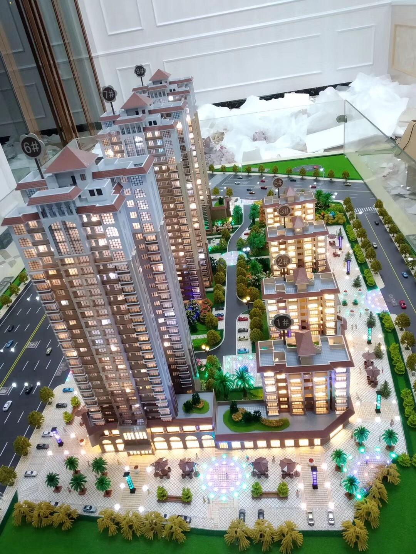 廣西建筑沙盤模型