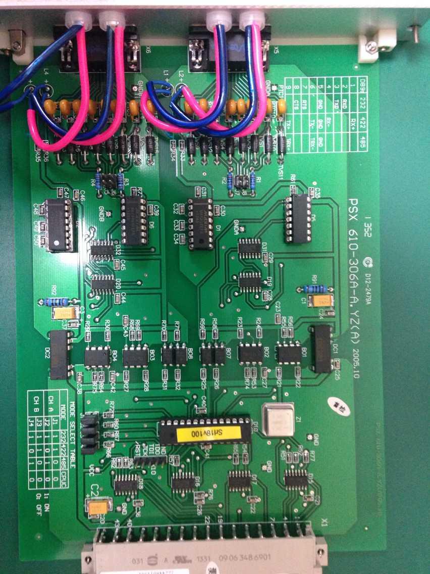 PSX610G远动管理机