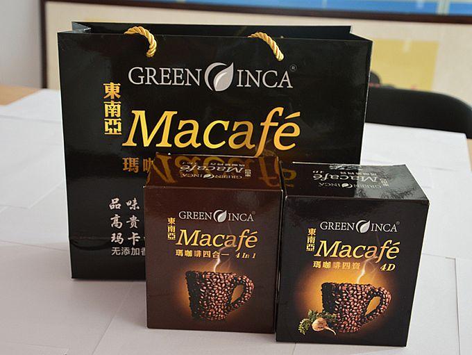 東南亞瑪咖啡四寶