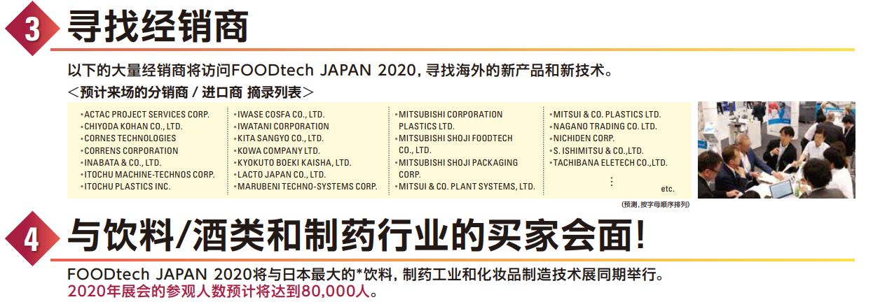 日本食品加工技术展