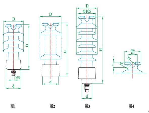 配电箱支柱绝缘子型号