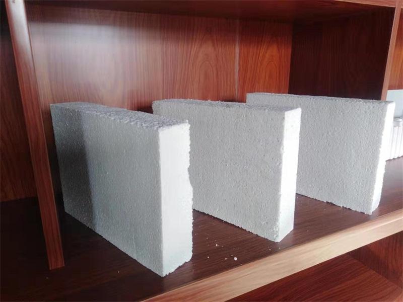 白银硅铝基耐火保温板