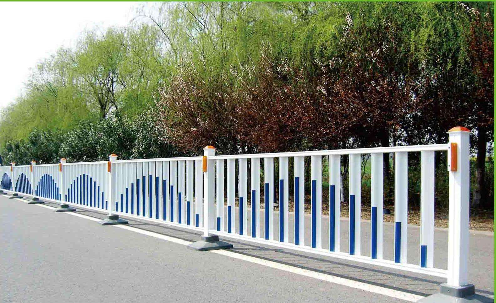 柳州市城市道路护栏