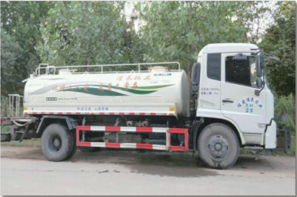 福州多功能灑水車