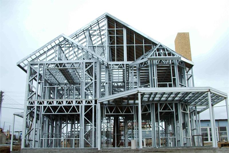 白银钢结构工程