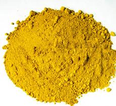鋅鐵黃顏料