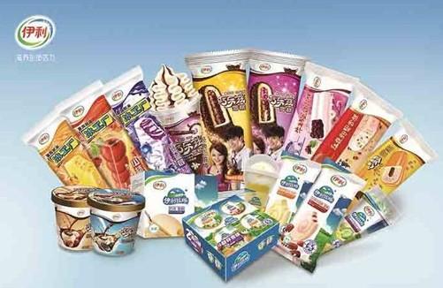 冷饮乳制品储藏