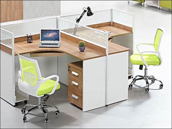 信陽屏風式電腦桌