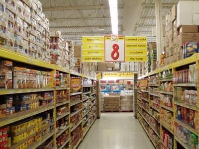 陕西超市货架
