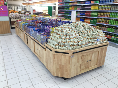 宁夏超市货架